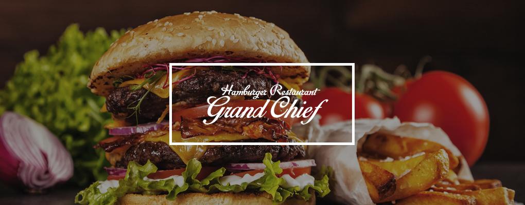 Grand Chife Hamburger SHOP